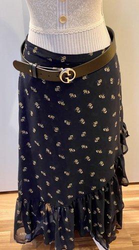 Rock Inwear Damen blau M 38