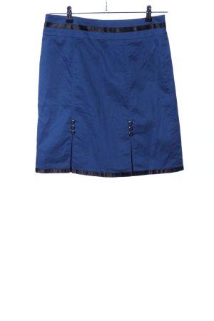 rock-it-baby Bleistiftrock blau-schwarz Casual-Look