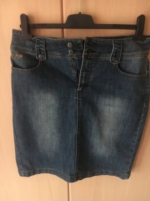Arizona Denim Skirt dark blue