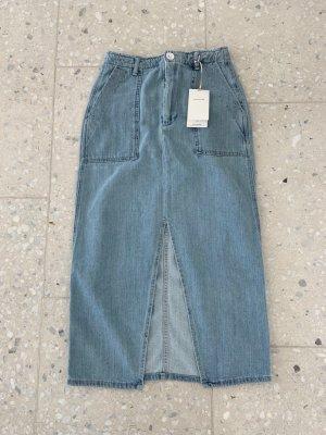 Rock Jeans Denim von ZARA Blogger Hipster Instagram Boho