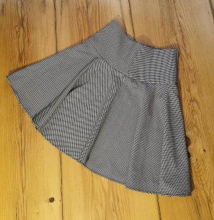 Orsay Spódnica midi biały-czarny