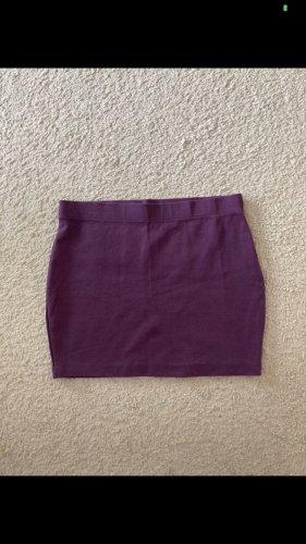 1982 Falda stretch púrpura
