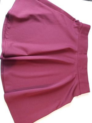 Amazone Stretch Skirt dark red-bordeaux