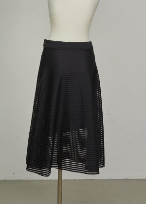 LOVE Stories Stretch Skirt black