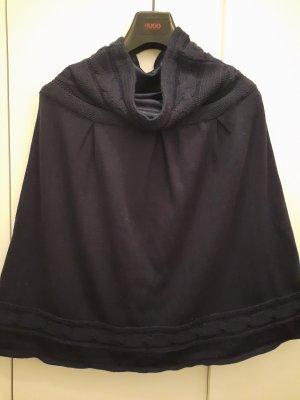 Koan Jupe tricotée bleu foncé