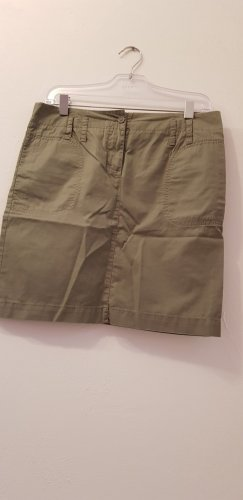 Marc O'Polo Cargo Skirt green grey