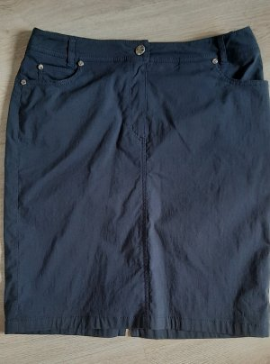choice by steilamnn Miniskirt dark blue