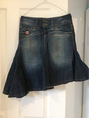 XX BY MEXX Denim Skirt slate-gray