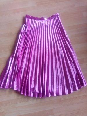 Vero Moda Spódnica z koła fioletowy