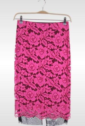 Rock Midi von sandro gr. 38 pink
