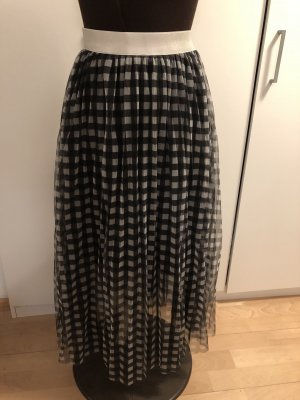Save style Pleated Skirt multicolored