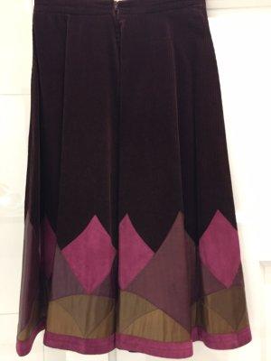 Flared Skirt multicolored