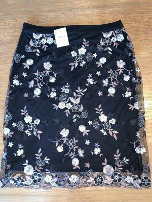 C&A Falda de tul negro