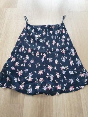 Street One Mini rok donkerblauw