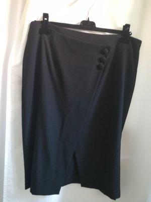 Adler Falda midi negro