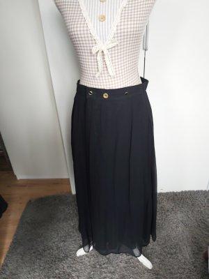 Helene Straßer Zijden rok zwart