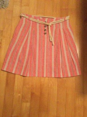 Esprit Linen Skirt multicolored