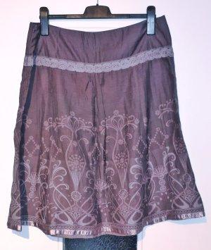 Promod Circle Skirt multicolored