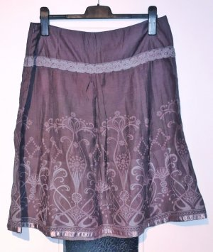 Promod Circle Skirt multicolored