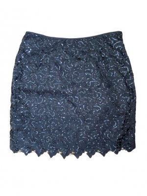 Lace Skirt grey
