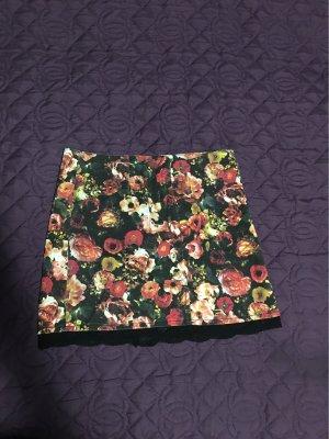 Amisu Falda asimétrica multicolor