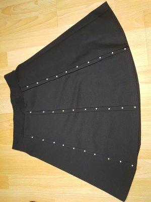 Kik Circle Skirt black