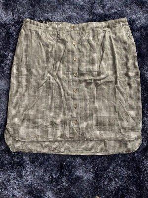 Ulla Popken Broomstick Skirt multicolored cotton