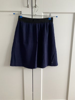Naf naf Stretch Skirt dark blue