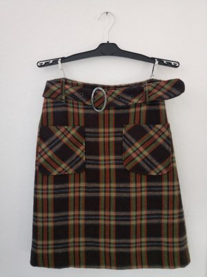 Brookshire Wool Skirt multicolored