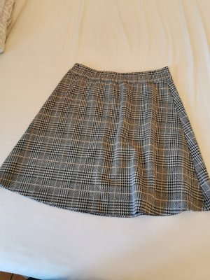 Modström Flared Skirt black-grey