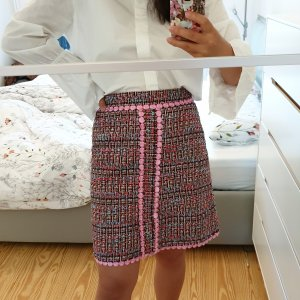 Boutique Moschino Miniskirt multicolored