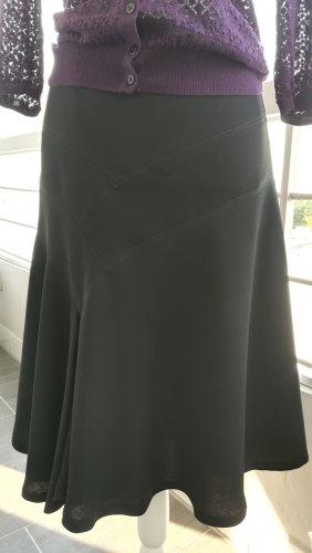 Rock - Multitalent, schwarz, Gr. 36, Zara Woman, feminine Form