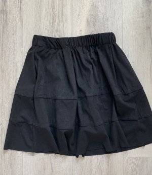 Noisy May High Waist Skirt black
