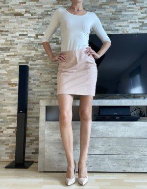 Orsay Spódnica z imitacji skóry Wielokolorowy