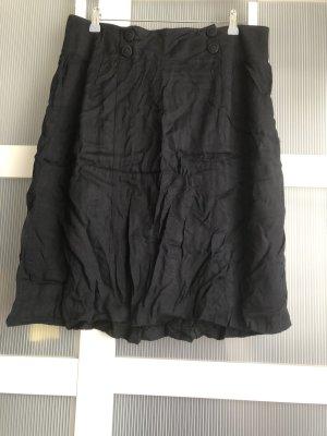 Park Bravo Midi Skirt black