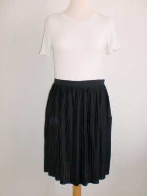Jacqueline de Yong Jupe plissée noir polyester