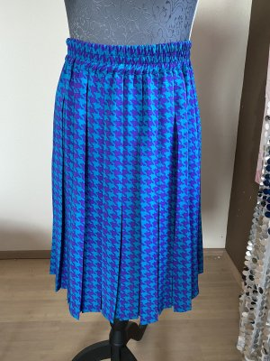Julia Pleated Skirt cadet blue