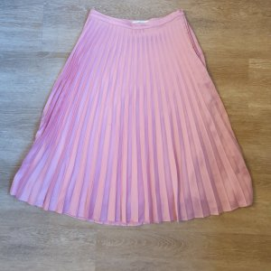 New Yorker Pleated Skirt pink-pink