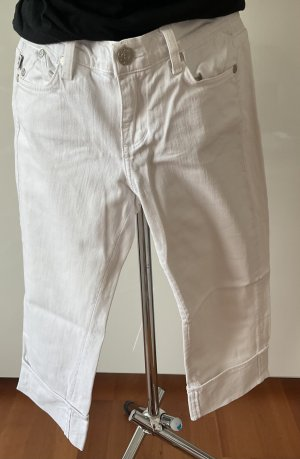 Rock & Republic Pantalon capri blanc