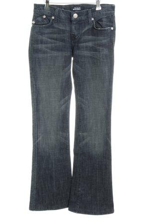 Rock & Republic Boot Cut Jeans stahlblau Casual-Look