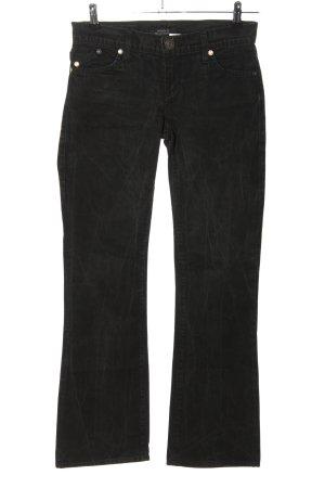 Rock & Republic Jeans vita bassa nero stile casual