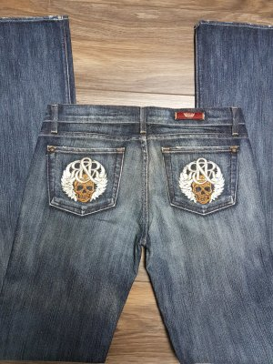 Rock & Republic Jeans Skull * Gr. 27 * neu