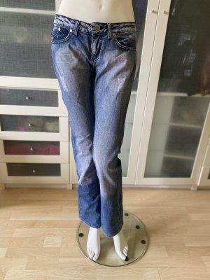 Rock & Republic Boot Cut Jeans blue