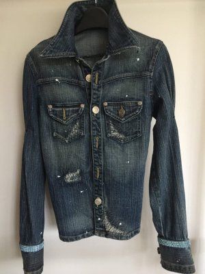 Denim Shirt multicolored