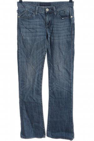 Rock & Republic Jeansschlaghose blau Casual-Look