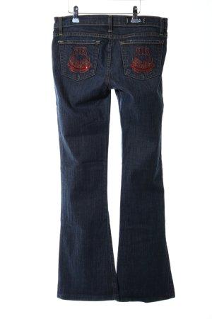 Rock & Republic Jeans flare bleu style décontracté