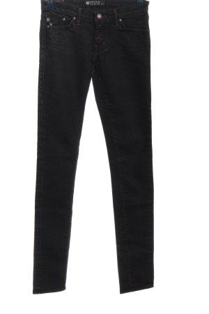 Rock & Republic Tube Jeans black casual look