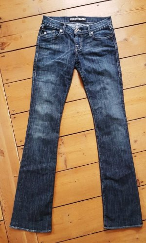 Rock & Republic Skinny Schlag-Jeans