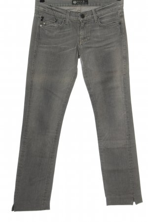 Rock & Republic Straight Leg Jeans light grey casual look
