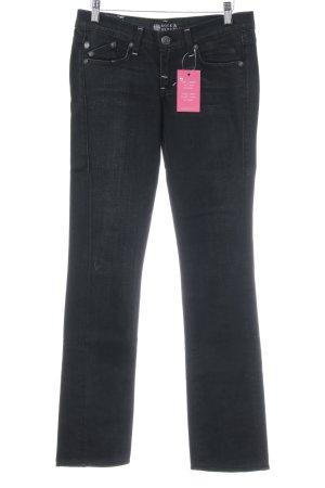 Rock & Republic Straight-Leg Jeans anthrazit-grau Webmuster Casual-Look